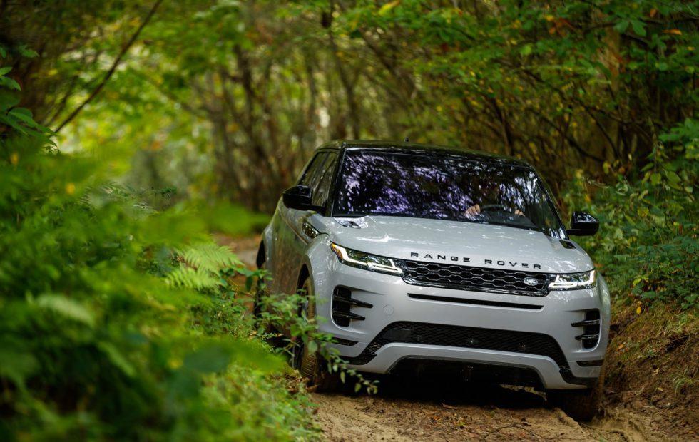 2020 Range Rover Evoque Gallery