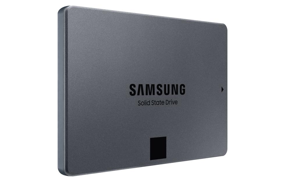 Samsung 860 QVO SSD targets entry-level consumer market