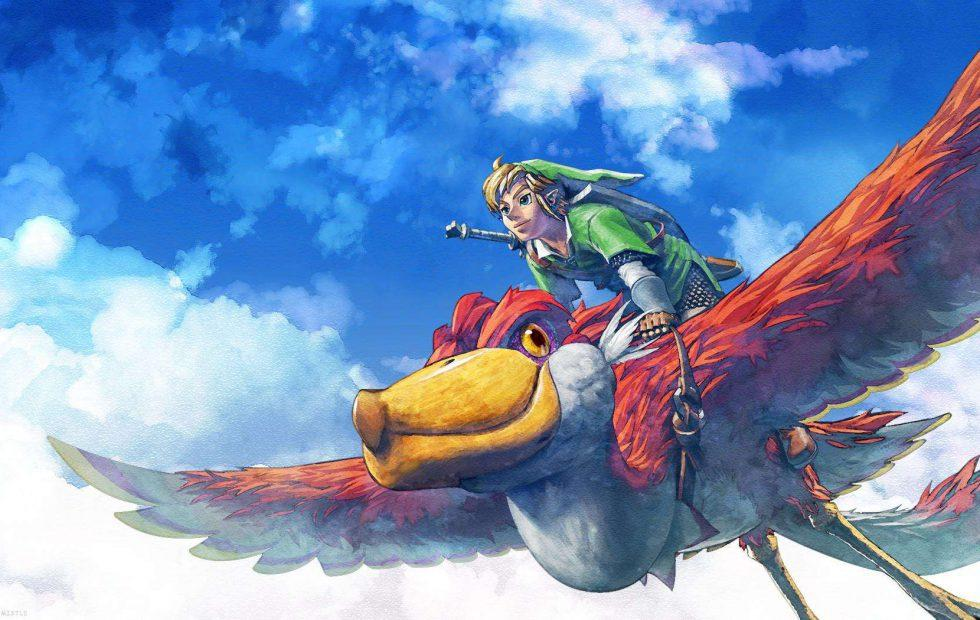 The Legend of Zelda: Skyward Sword isn't coming to Switch after all