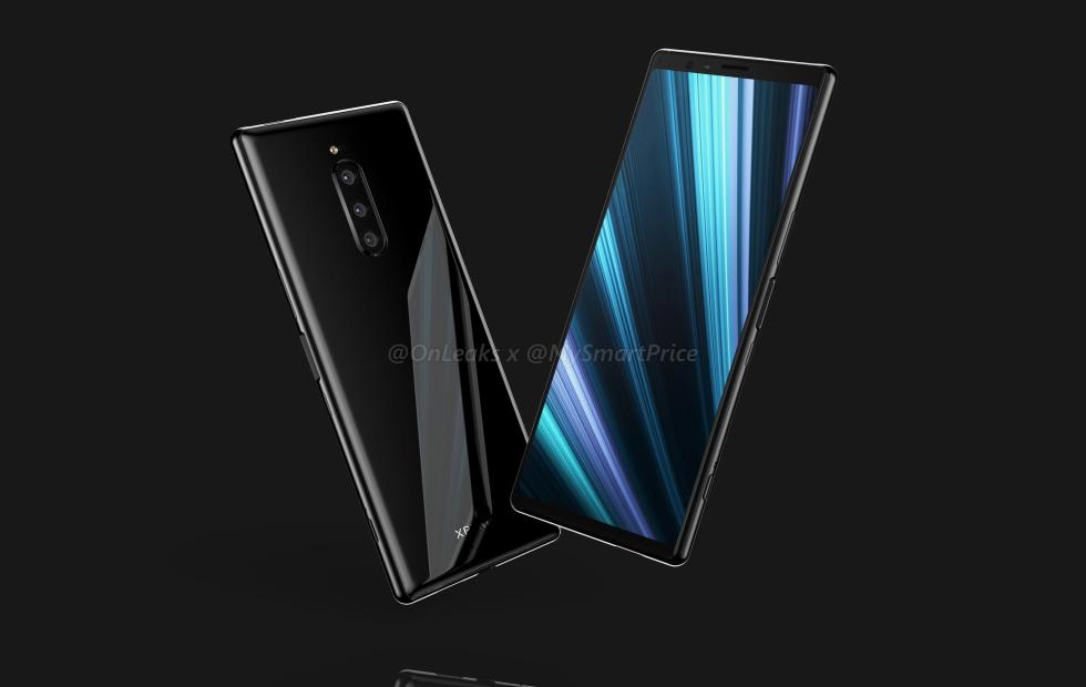 Xperia XZ4 could be Sony's first triple camera phone