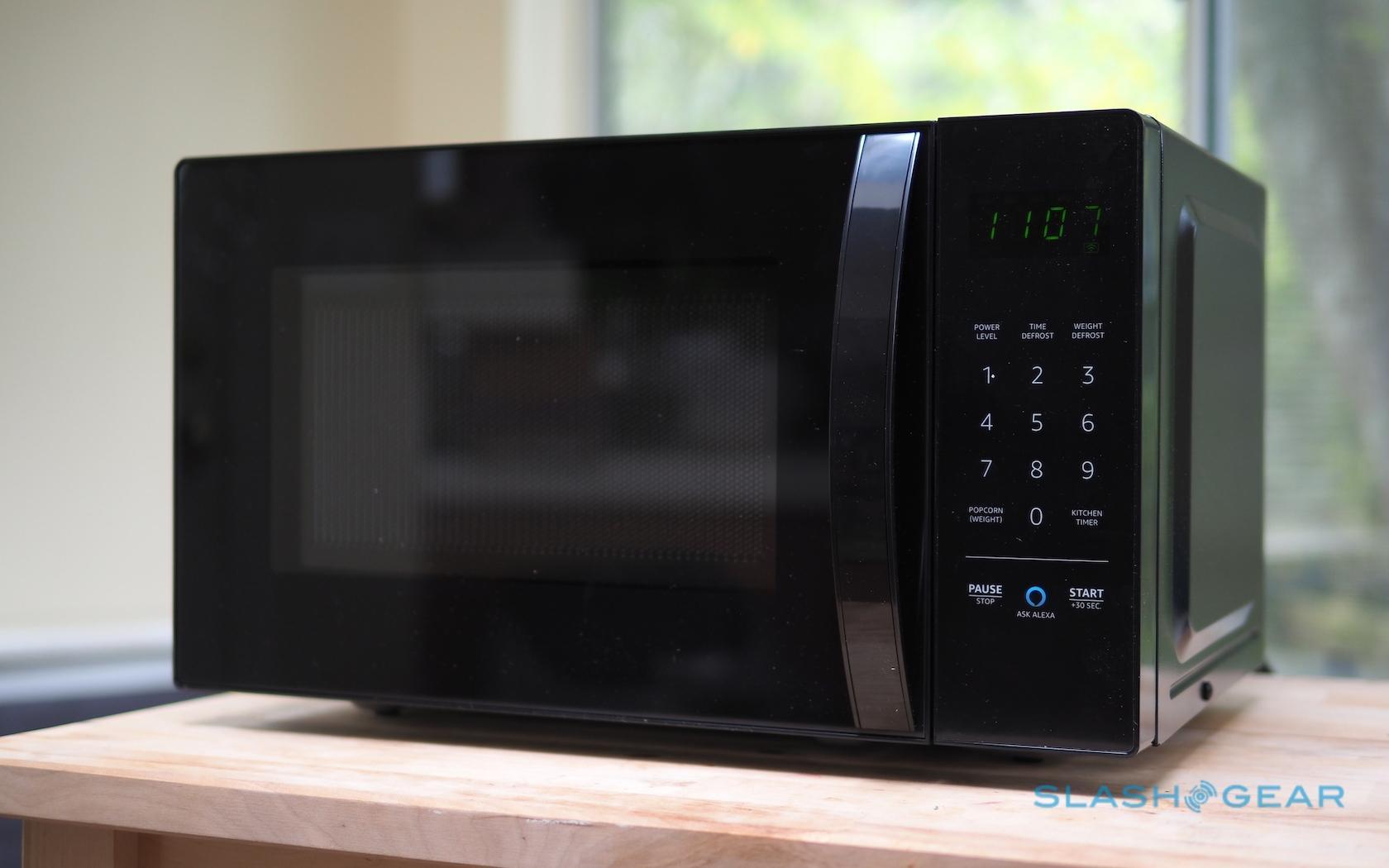 The Amazon smart microwave is an Alexa Trojan horse - SlashGear