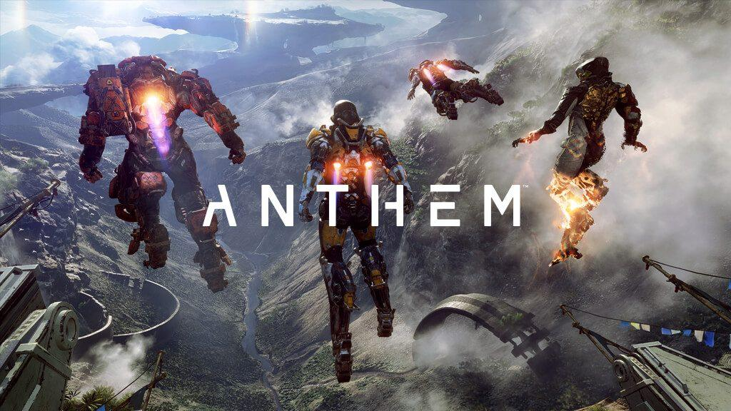 Anthem closed alpha begins next month: How to sign up