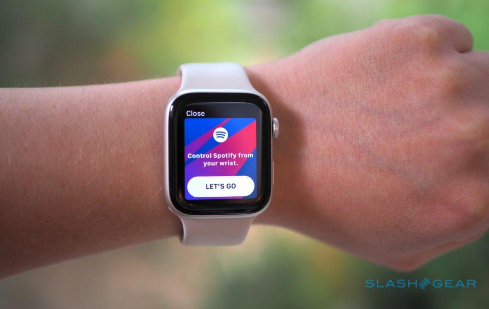 Spotify Apple Watch app out now: It's basic