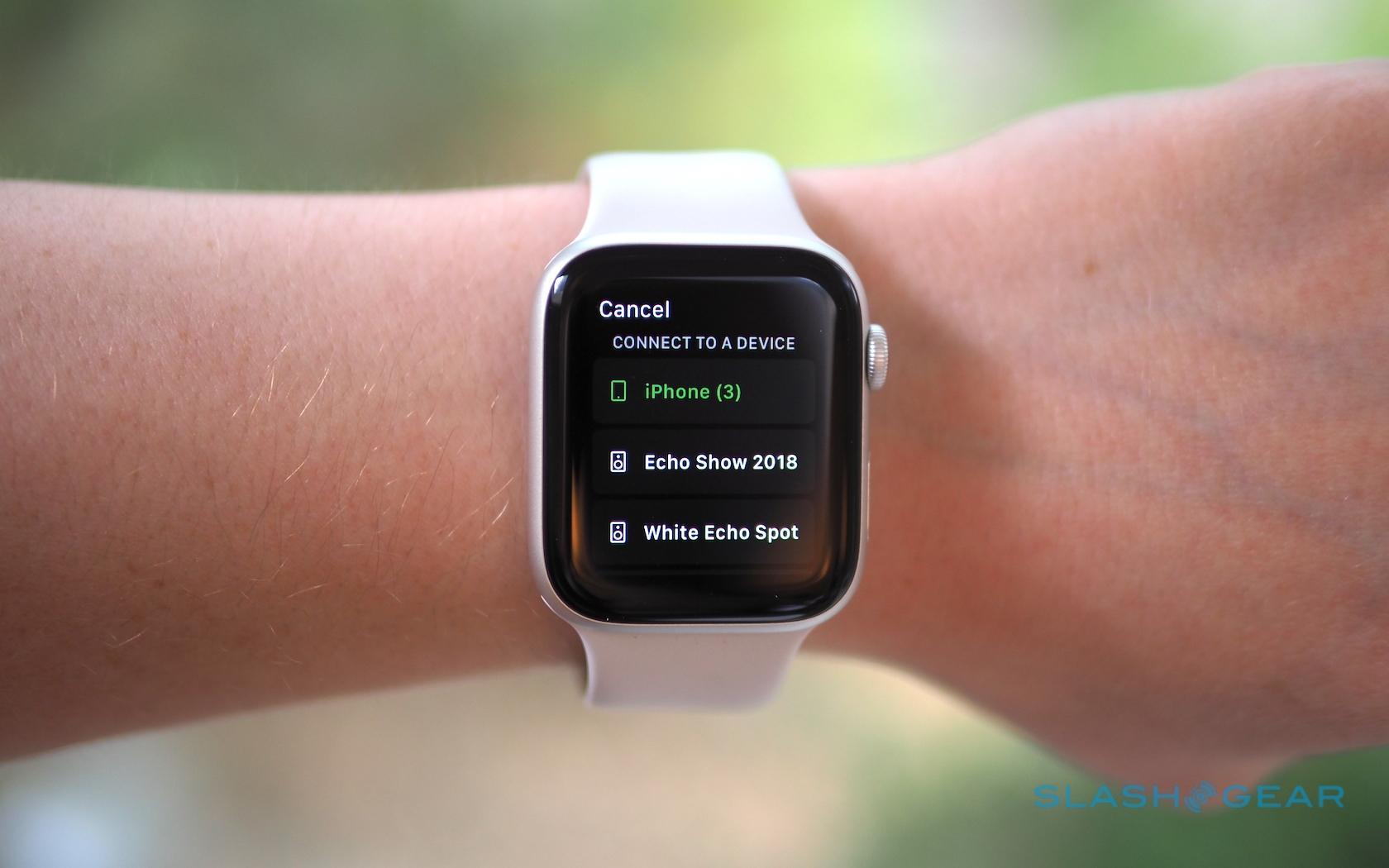 Spotify Apple Watch app out now: It's basic - SlashGear