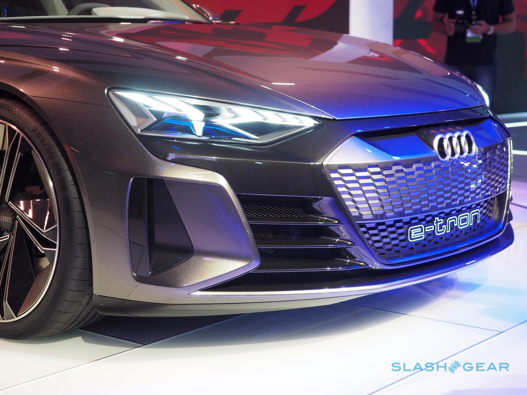 The Audi e-tron GT is capable and covetable - SlashGear