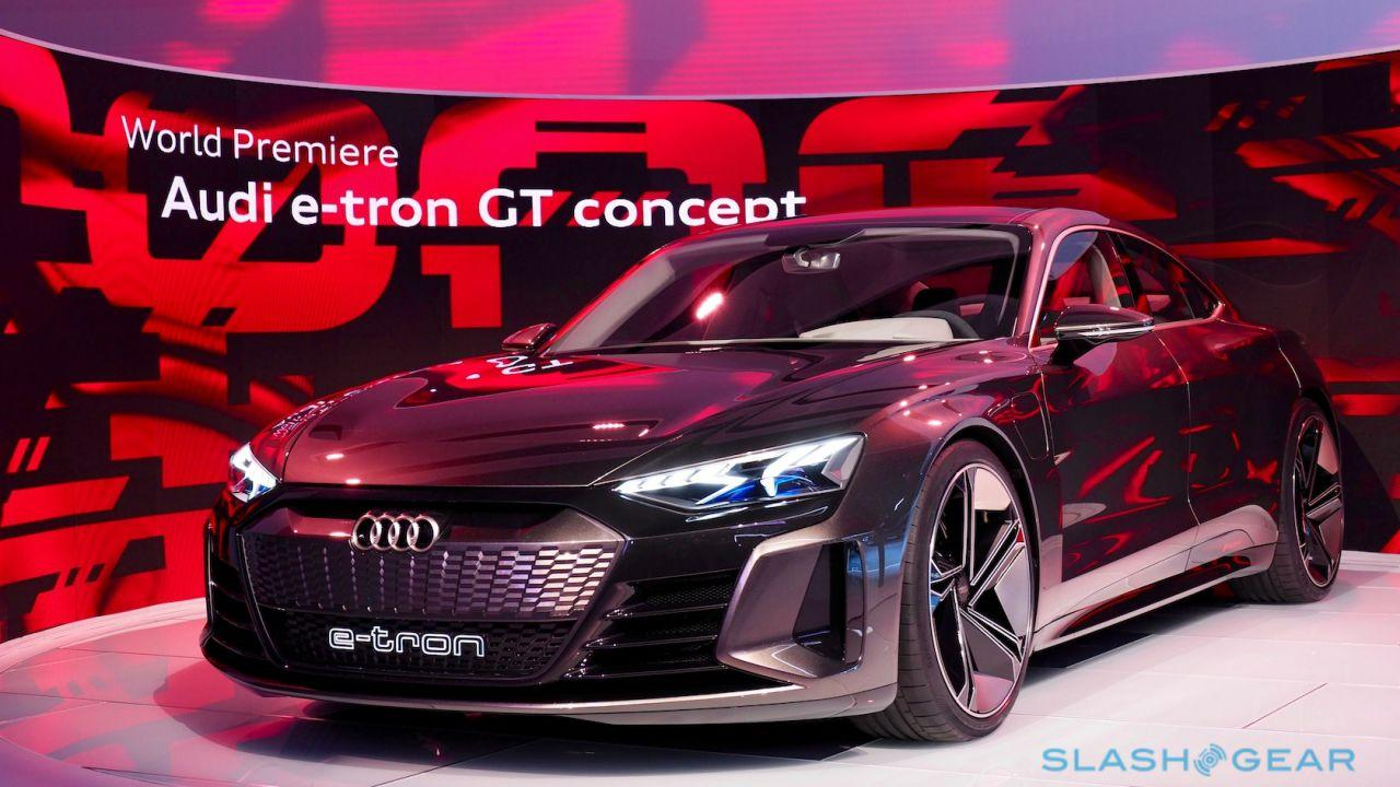 The Audi e-tron GT is capable and covetable