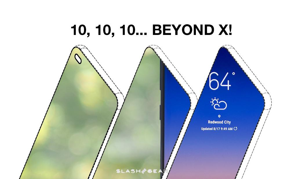 Galaxy S10's 4th model leaked: It's a BIG one