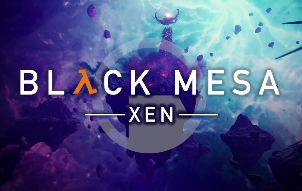 Half-Life Black Mesa fan remake teases notorious Xen level