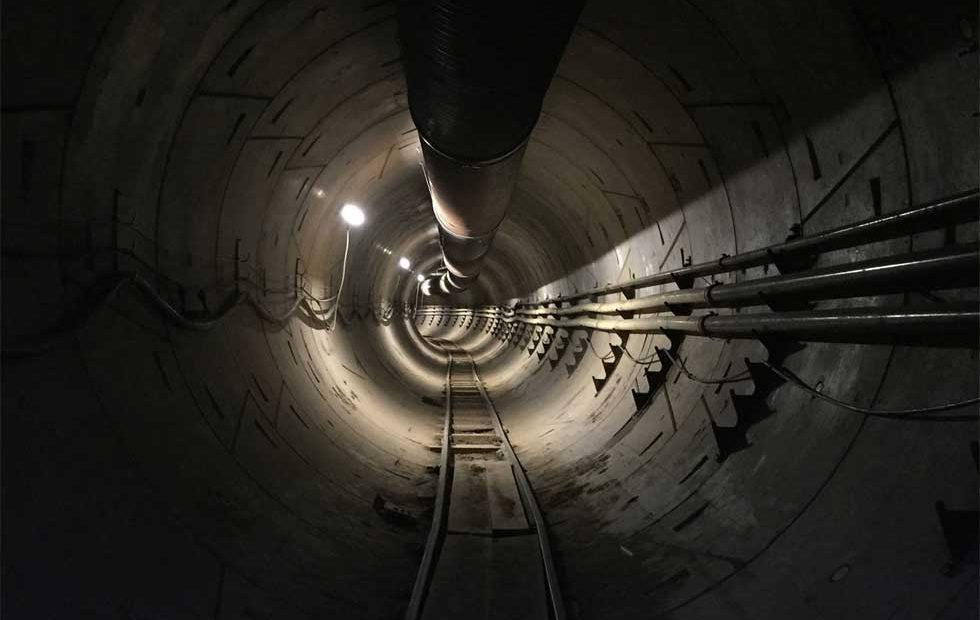 Elon Musk says Boring LA tunnel is disturbingly long