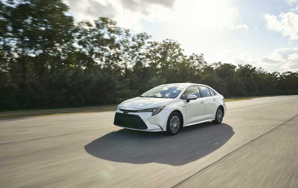 2020 Toyota Corolla Hybrid lands in spring 2019 aiming for over 50 mpg