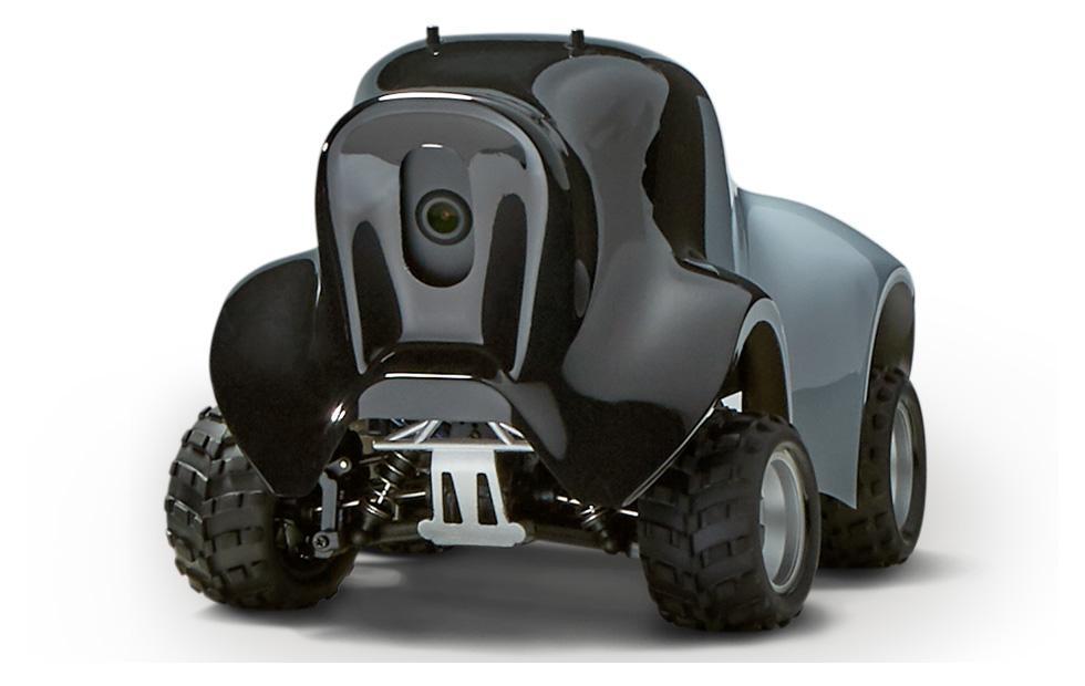 Amazon reveals 1/18th scale AWS DeepRacer autonomous car for devs