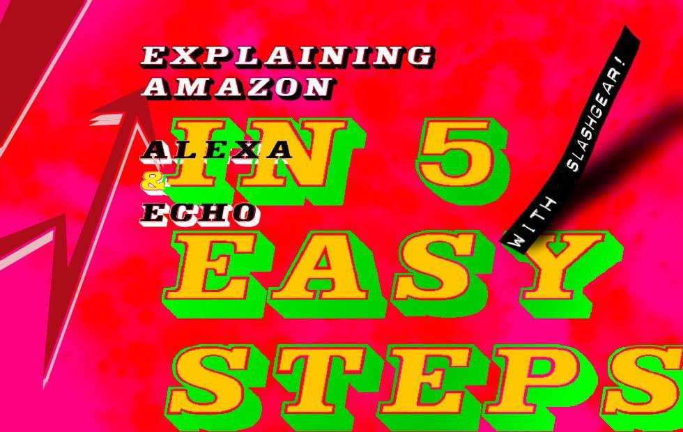 Amazon Alexa explained in 5 steps