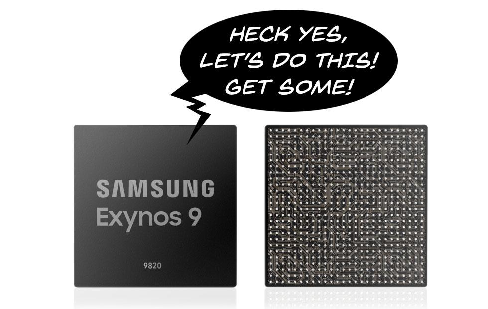 Samsung Exynos 9820: Five reasons Galaxy S10 just won