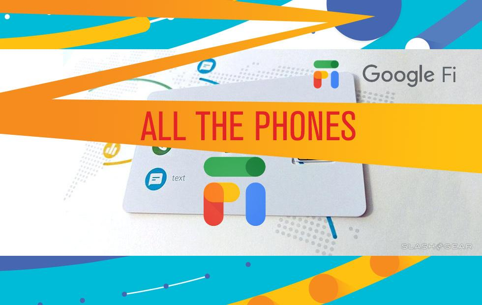 Google Fi new full phone list: iPhone works, Androids too