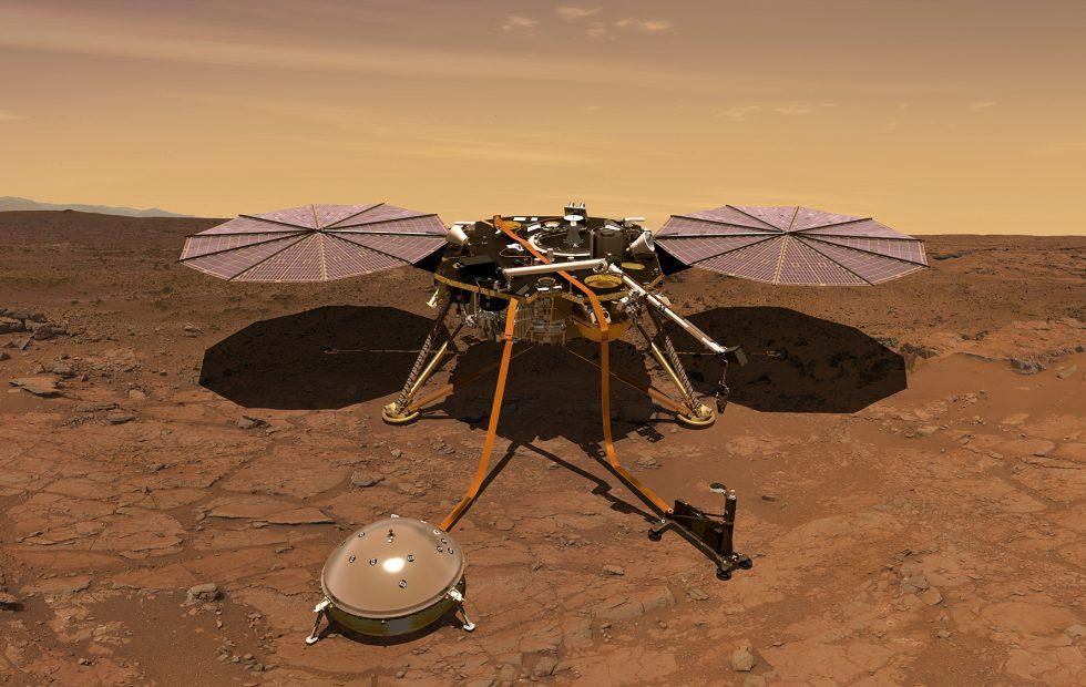 NASA explains how it'll know when InSight touches down on Mars