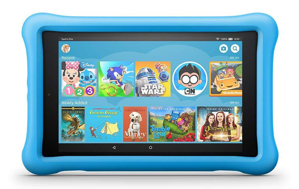Amazon FreeTime Unlimited subscription adds audiobooks for kids