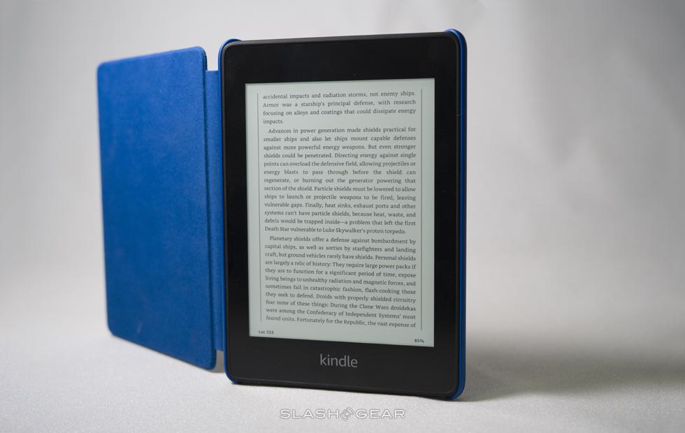 Amazon Kindle Paperwhite Review (2018)