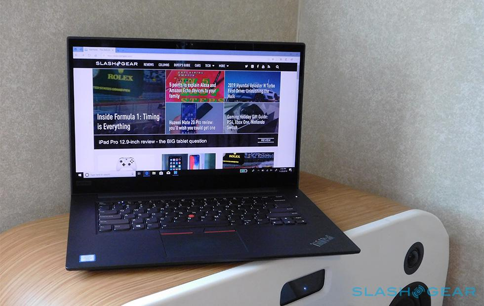 Review: Lenovo ThinkPad X1 Extreme