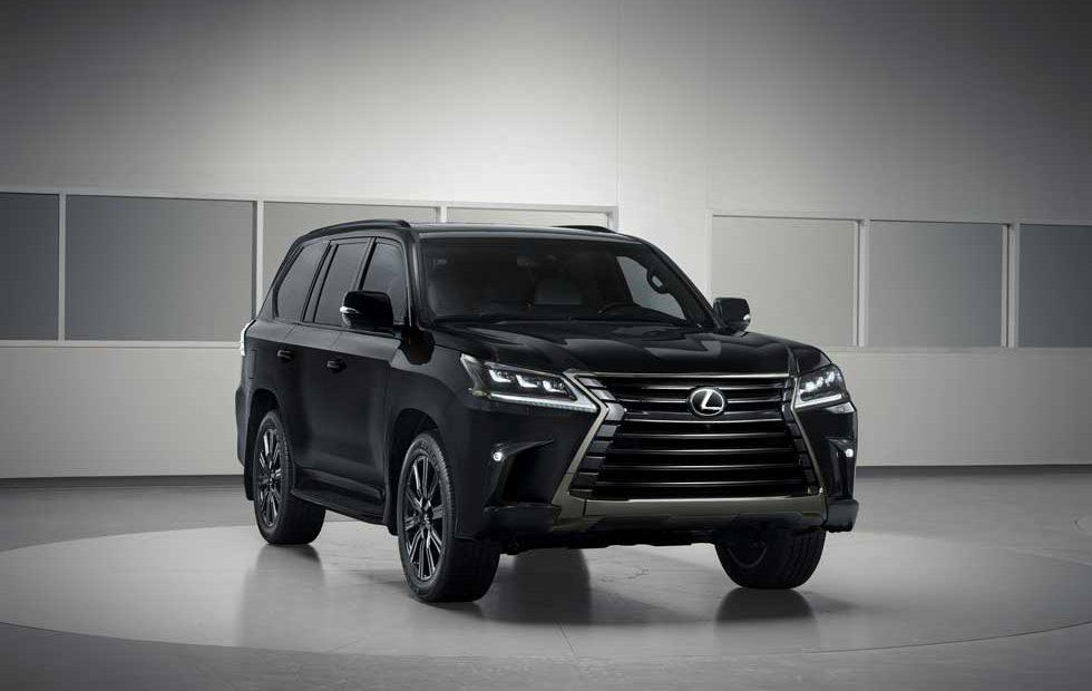 2019 Lexus LX Inspiration Series SUV is a 500-unit limited-edition