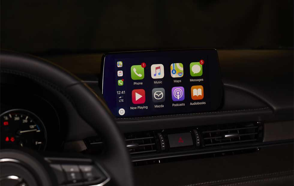 2014 and up Mazda CarPlay and Android Auto retrofit hardware costs $199