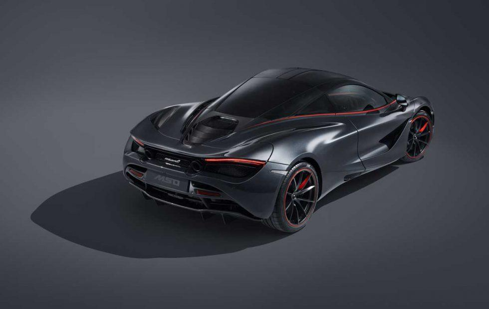 McLaren Special Operations creates a bespoke 720S all about that stealth