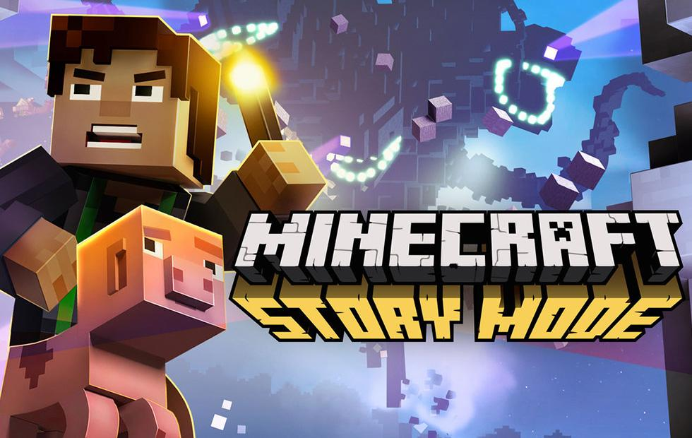 Netflix releases Minecraft: Story Mode interactive kids show