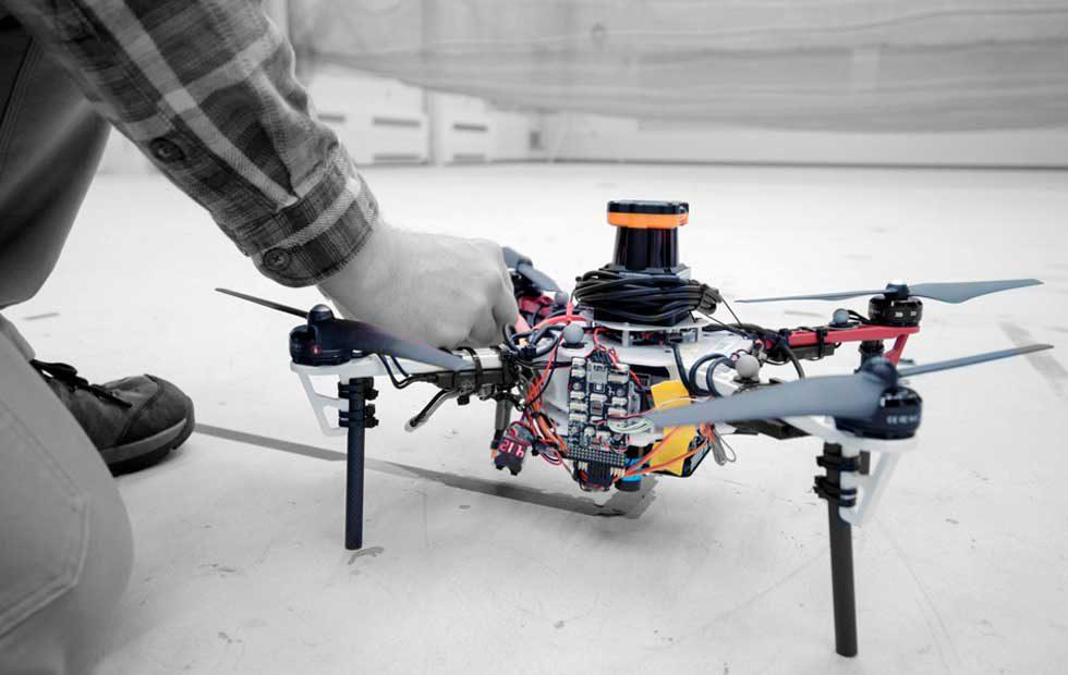 MIT's autonomous drone fleet can operate in dense forests without GPS