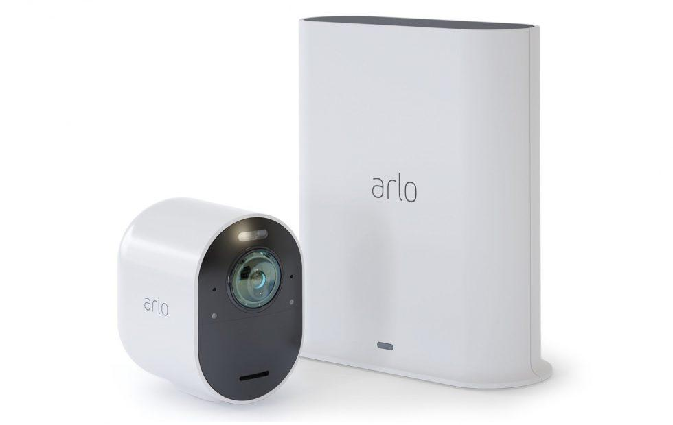 Arlo Ultra wireless camera adds 4K HDR and security floodlight