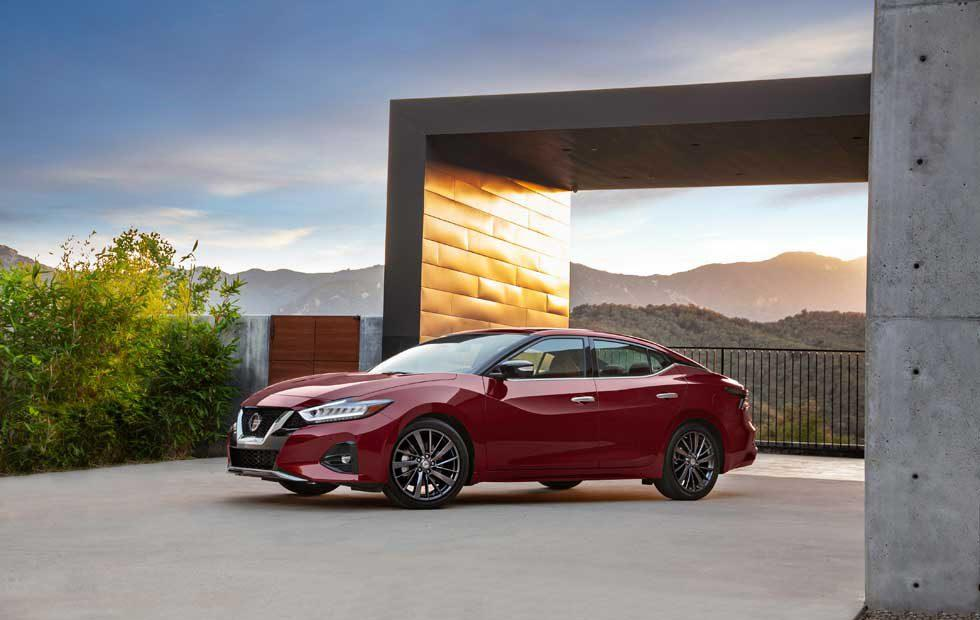 Nissan outs refreshed Murano and Maxima for 2019 aiming for luxurious performance