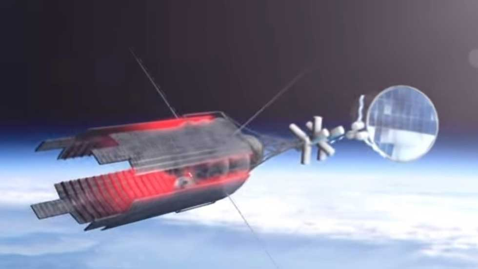 Russian nuclear rocket engine aims for the ultimate reusability
