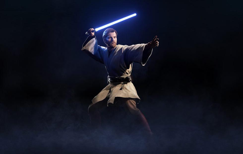 Star Wars Battlefront 2 update brings Obi-Wan Kenobi on November 28