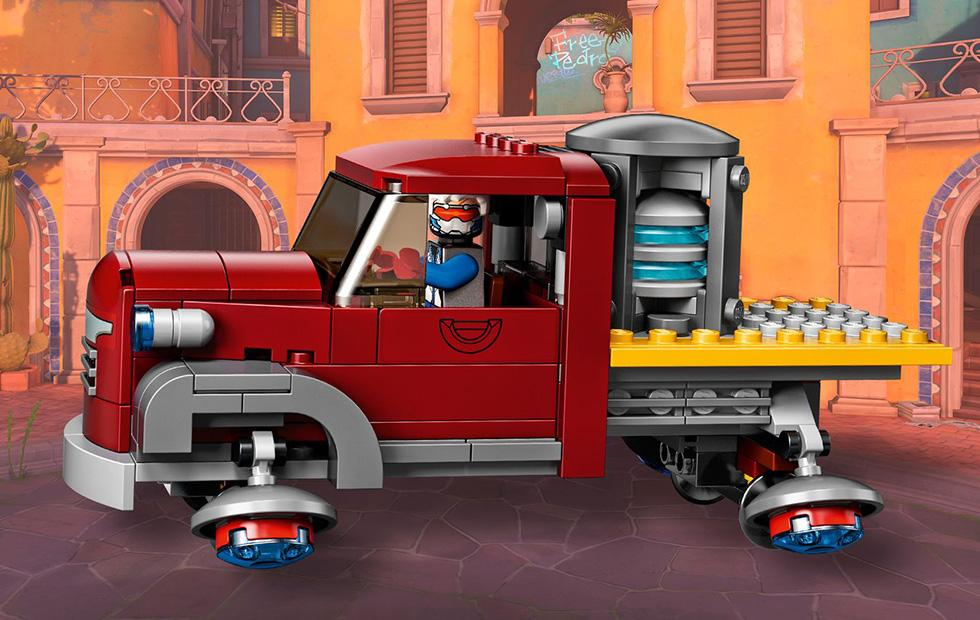 LEGO Overwatch sets revealed, but don't expect them for the holidays