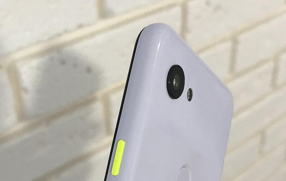 Leaked Pixel 3 Lite spotted next to Pixel 3