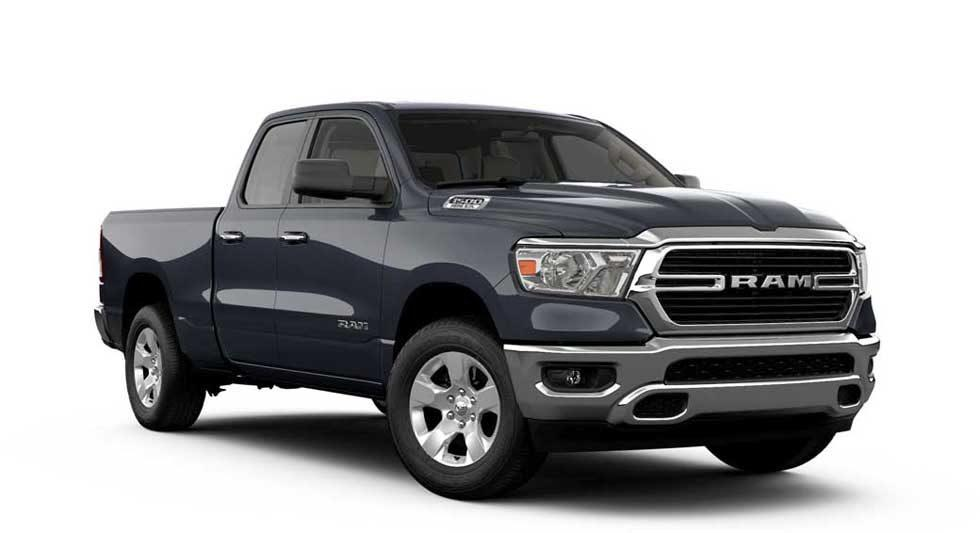 2019 Ram 1500 Crewcab earns better IIHS crash test scores