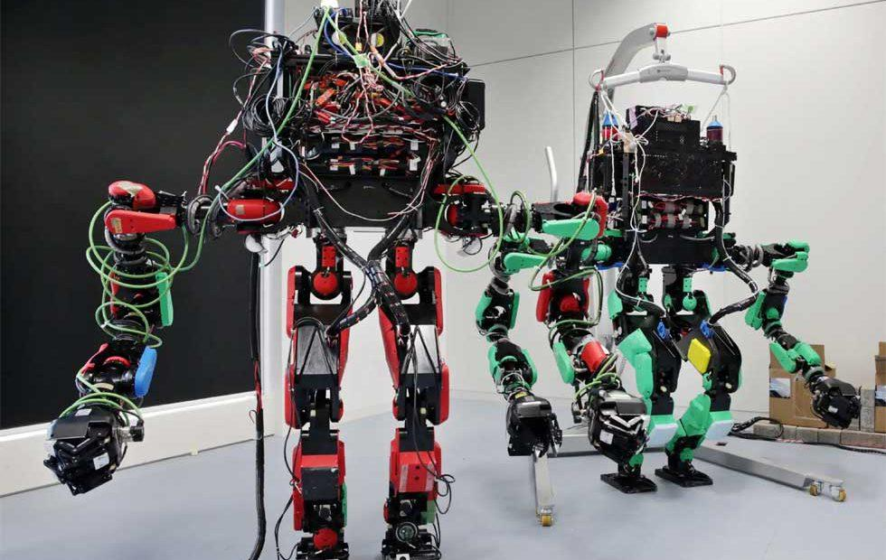 Alphabet kills all bipedal robot development at Schaft