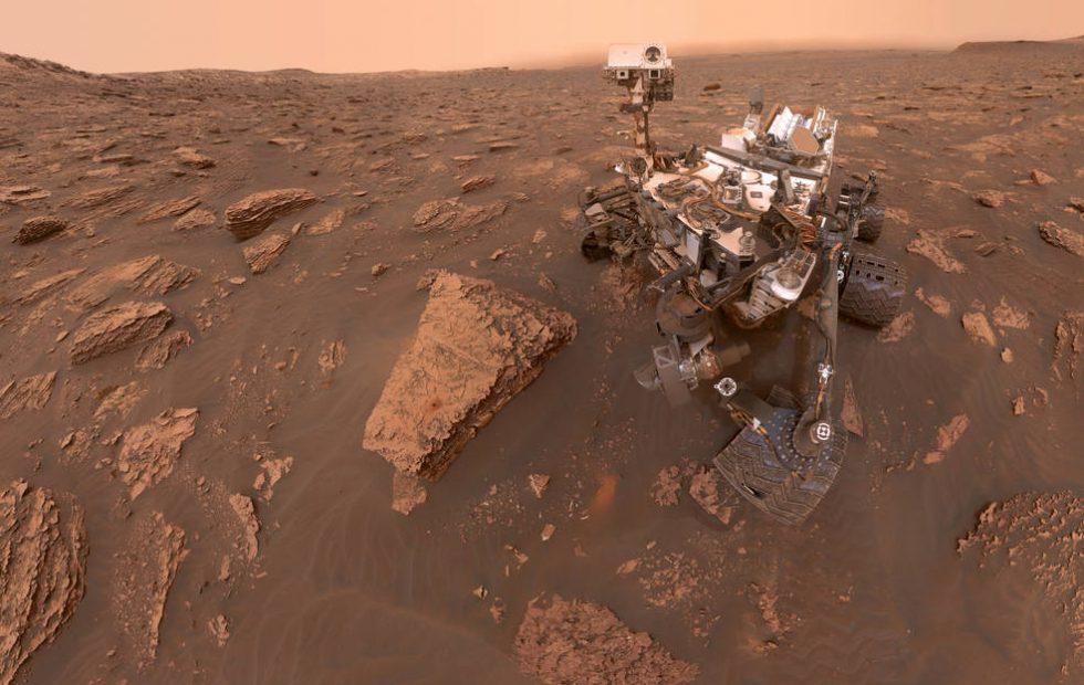 NASA says Mars' global dust storm is finally over