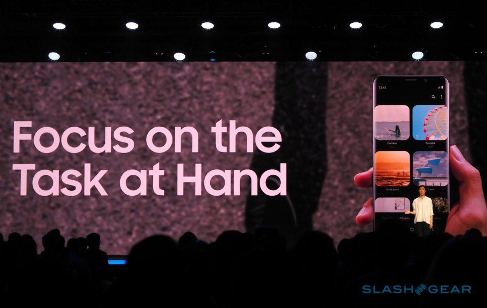 Samsung One UI previews Galaxy S10 experience