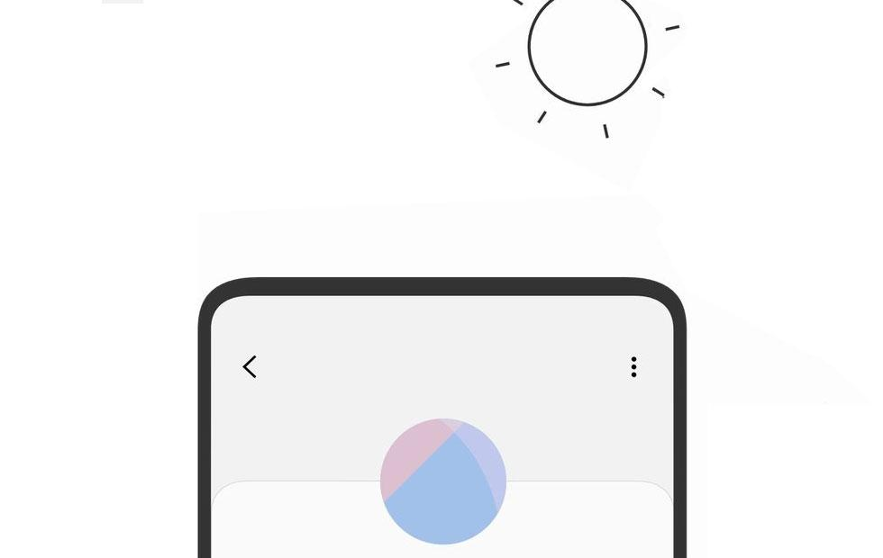 Galaxy S10 design leaked in Android Pie Beta