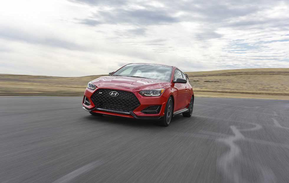Hyundai Veloster N is one hot hatch for budget drivers