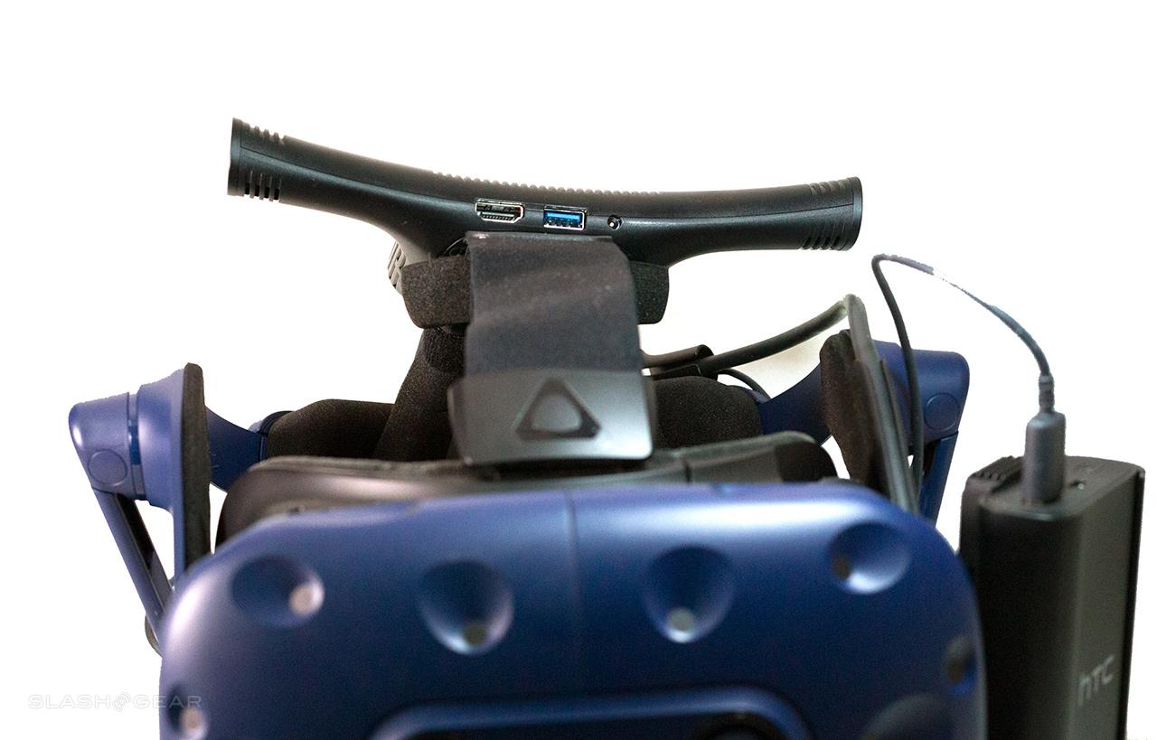 HTC VIVE Wireless Adapter Review - SlashGear