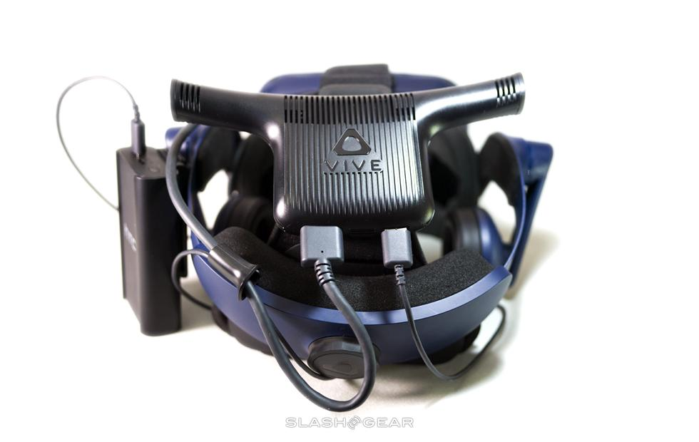 HTC VIVE Wireless Adapter Review - SlashGear