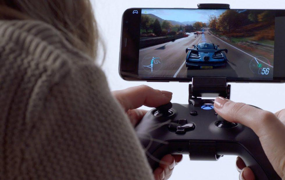 Microsoft xCloud game streaming coming to Samsung phones