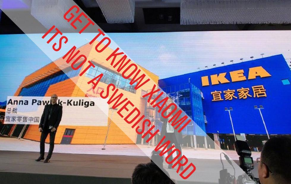 IKEA Xiaomi products are just the beginning