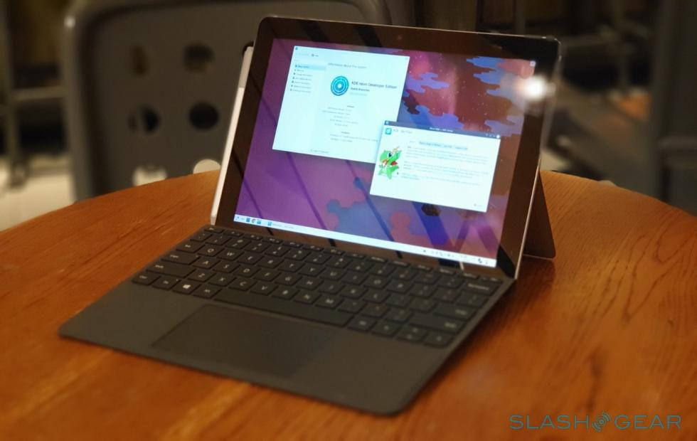 how to reboot microsoft surface tablet