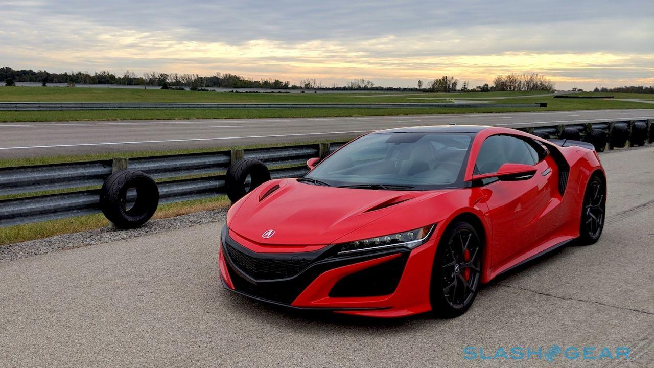 2019 Acura NSX First Drive: Soul Upgrade