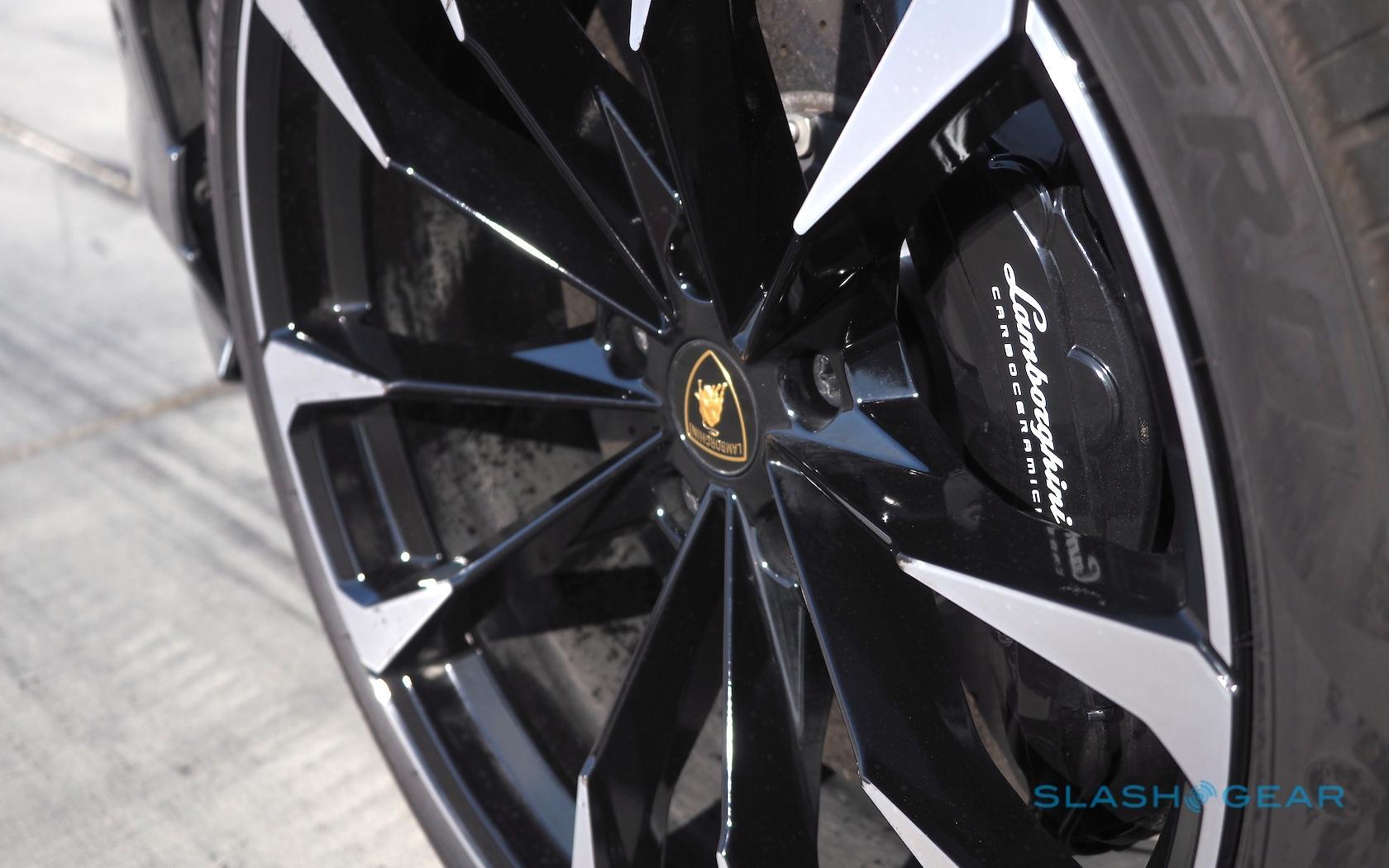 2019 Lamborghini Urus First Drive The Supercar Suv Slashgear