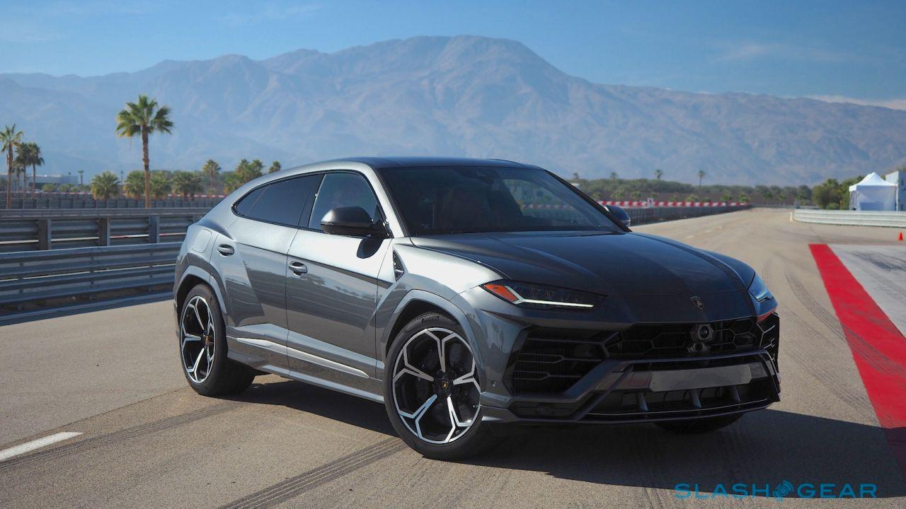 2019 lamborghini urus first drive the supercar suv slashgear2019 lamborghini urus first drive the supercar suv