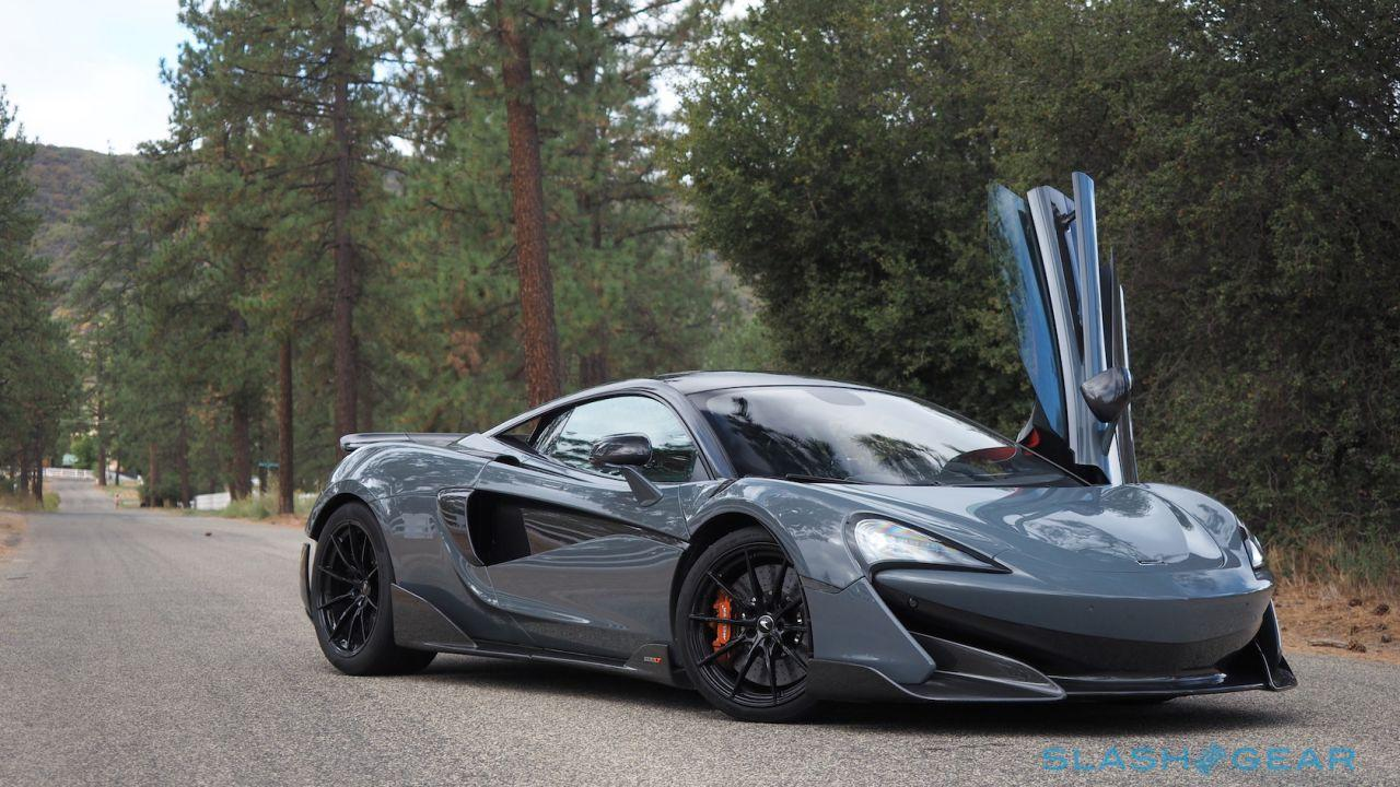 The McLaren 600LT is not what I expected