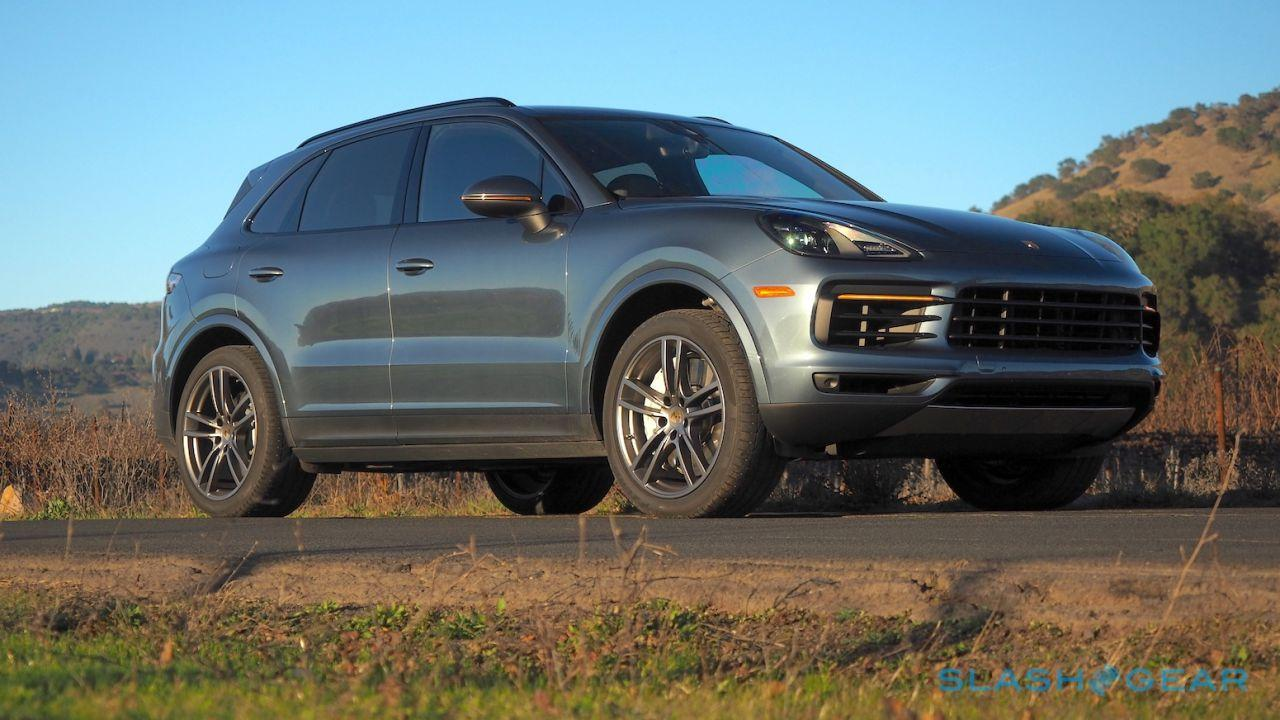 2019 Porsche Cayenne First Drive Review My Perfect Spec Slashgear