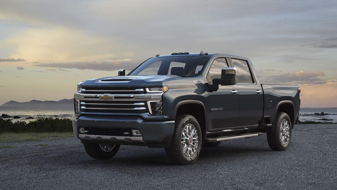 Silverado High Desert >> This Is The Top Of The Range 2020 Silverado Hd High Country